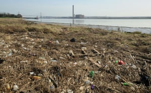 State of English rivers: River Thames estuary, Essex