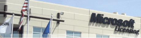 Microsoft's Nevada licensing office