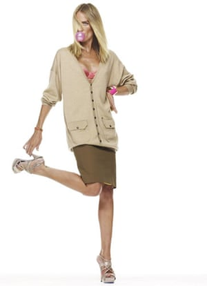 fashionnude10: Fashion shoot nude shades