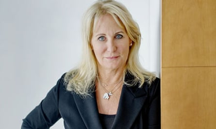 Swatch president Arlette-Elsa Emch