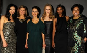 The wives of G20 leaders: Important Dinner for Women 4