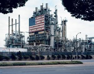 American Power: BP Carson refinery, California, 2007