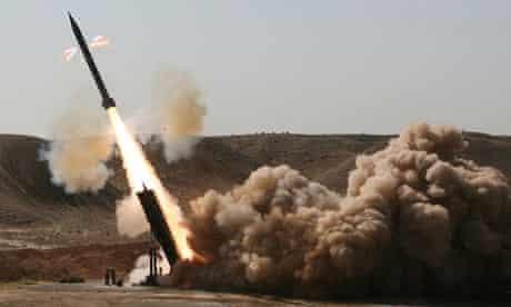 Iran test-launches short-range missile in Qom