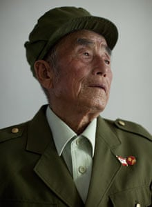 Red Army veteran Mao Guangrong, 90: 'Life is so good now – couldn't be better'