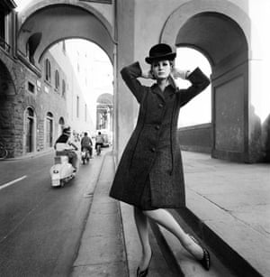 Brian Duffy: Fashion for Vogue, Florence (1964)