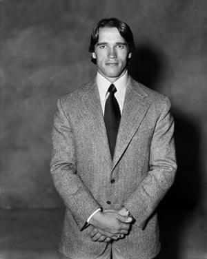 Brian Duffy: Arnold Schwarzernegger (1970)