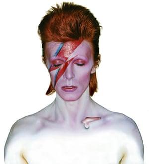 Brian Duffy: David Bowie as Aladdin Sane (1973)
