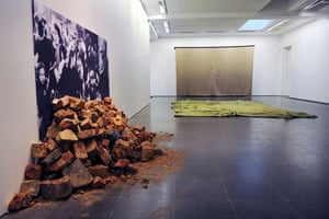 Gustav Metzger: Gustav Metzger exhibition at the Serpentine Gallery