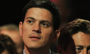 David Miliband at the Labour conference in Brighton on 28 September 2009.