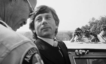 Roman Polanski leaves court