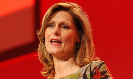 Sarah Brown speaks to the Labour conference on 29 September 2009.