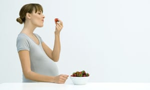 Can A Mother S Diet Define Her Baby Life And Style The Guardian