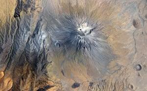 Satellite Eye on Earth: Ol Doinyo Langai volcano in Tanzania