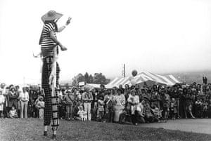 Cirque du Soleil: Cirque du Solei at Fete Foraine in 1983