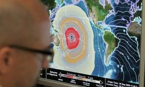 Pacific Tsunami Warning Centre