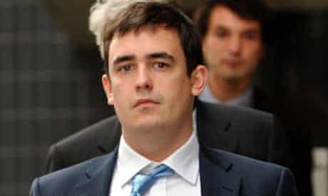 Nicholas Hewitt Birtles, 21, leaves Highbury Corner magistrates court