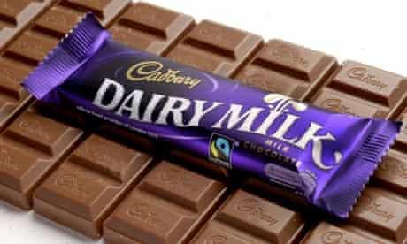 Cadburys Dairy Milk Fair Trade Chocolate Bar