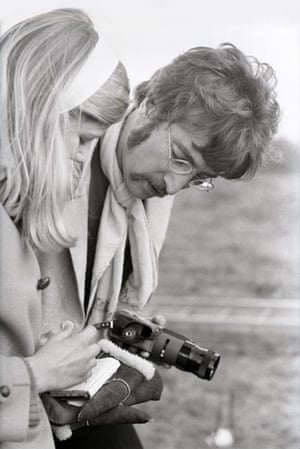 Jane Bown and The Beatles: John Lennon of The Beatles in Knole Park
