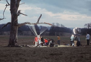 Jane Bown and The Beatles: The Beatles in Knole Park filming The Magical Mystery Tour