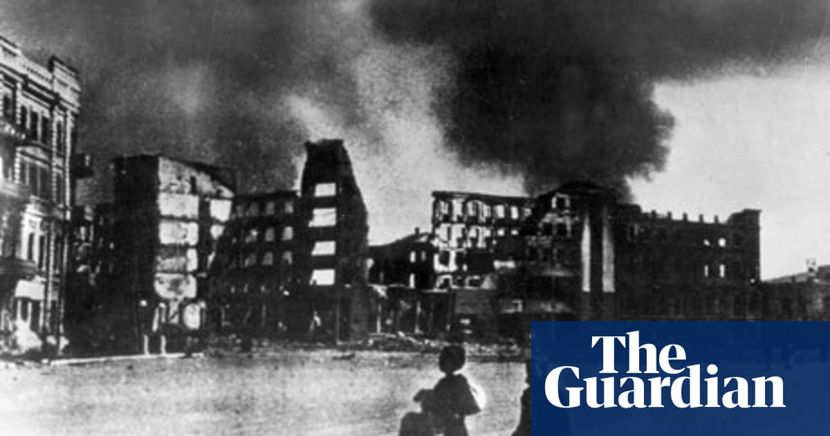 Why Hitler's grand plan during the second world war