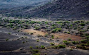 Turkana pastoralists: Nomad tribe facing climate change in Kenya
