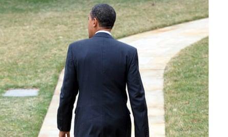 obama back