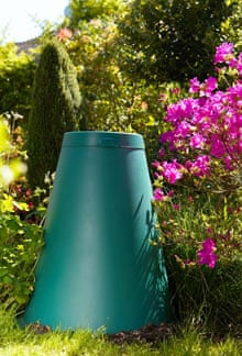 Food waste: Green Cone composter