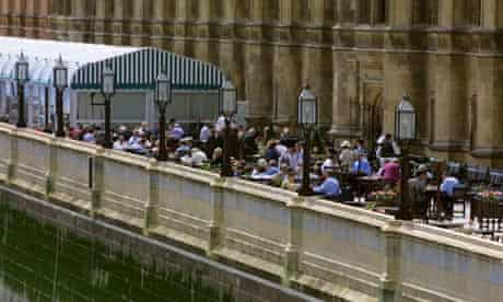 House of Commons terrace
