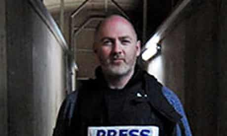 Stephen Farrell, New York Times reporter freed in Afghanistan
