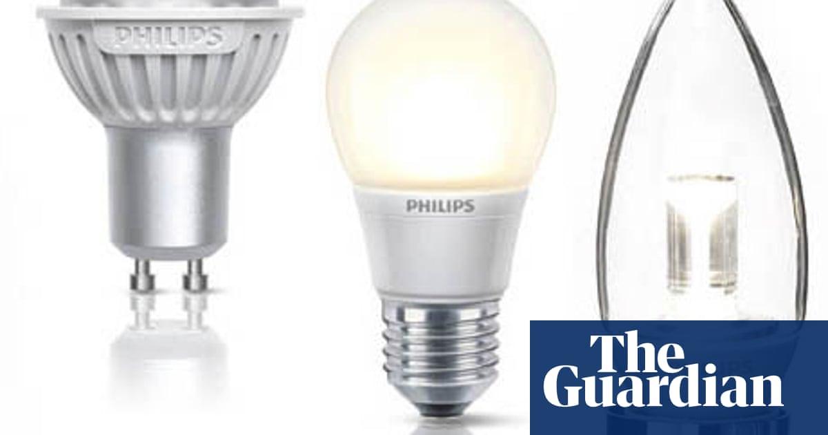 ee5f4c8a6 At last, an LED bulb worth talking about | Alok Jha | Environment ...