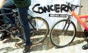 Bike blog: charity bike ride London to Oxford