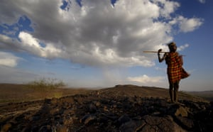 New Kenya: Turkana pastoralists facing climate change in North-East of Kenya