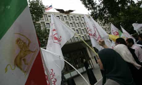 Iranian hunger strikers