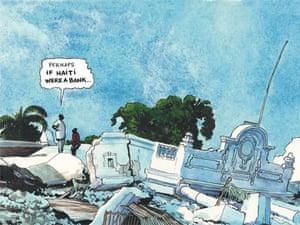 Steve Bell cartoon 15.01.2010