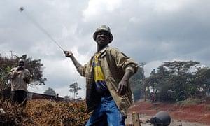 Kenya 2008 violence