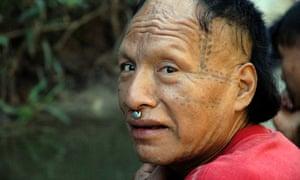 Mastanahua tribe peru