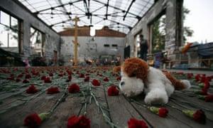 Beslan anniversary