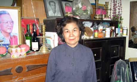 Agent Orange victim Dang Hong Nhut