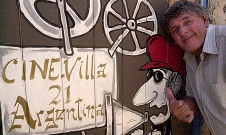 Julio Arrieta and Argentina Slum Cinema