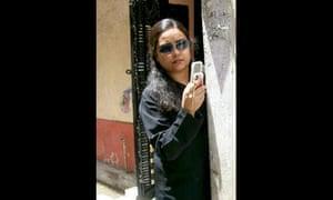 Lady detective Bhavna Paliwal