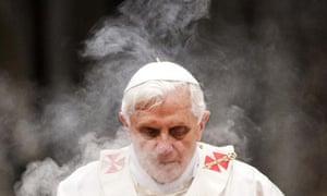 Pope mass new year