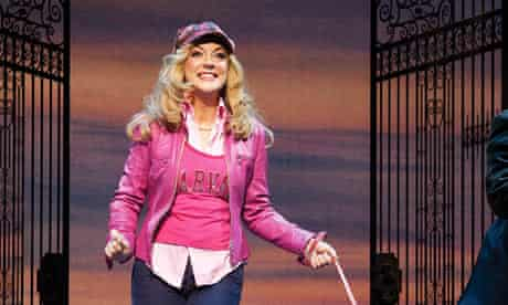 Sheridan Smith as Elle Woods in Legally Blonde The Musical