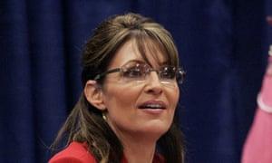 Sarah Palin signs copies of her new book 'Going Rogue'