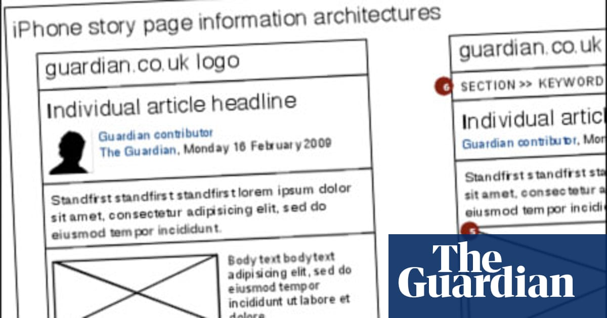What is 'Information Architecture'? | Help | The Guardian