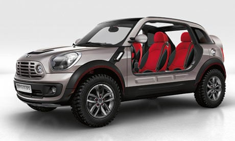 bmw surfs on mini 39 s sporty image with new beachcomber. Black Bedroom Furniture Sets. Home Design Ideas