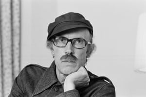 Eric Rohmer : French Director Eric Rohmer