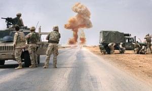 iraq war was illegal dutch panel rules world news the guardian