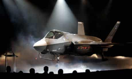 F35 Joint Strike Fighters