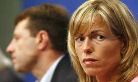 Gerry and Kate McCann address a news conference in Berlin