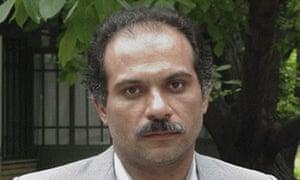 Iranian scientist Masoud Ali Mohammadi